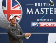 Golf: British Masters scores