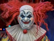 Attacker in clown mask stabs man in Sweden