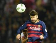 Football: Pique eyes Barcelona presidency