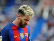 Football: Messi returns as Barca, Madrid battle 'FIFA virus'