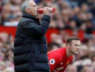 Football: Mourinho weighs up Rooney recall for Liverpool clash