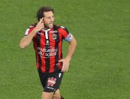 Football: Nice down Lyon to pull clear of Monaco