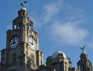 Liverpool's landmark Liver Building up for sale