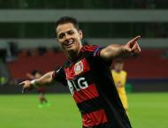 Football: Leverkusen's Schmidt relishing Spurs clash