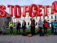 Belgian region rejects 'threats' on Canada-EU deal