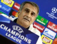 Besiktas expect 'most difficult' group game at Napoli