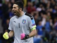 Football: Buffon reveals Italy job interest
