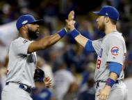 Baseball: Cubs one win away from World Series spot