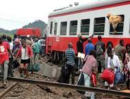 55 killed in Cameroon train derailment: minister