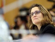 Canada says EU's 'job' to save trade pact