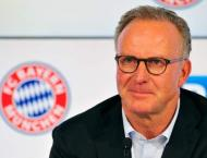 Football: Rummenigge tells Bayern to keep it up in Cup