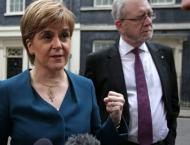 Scottish leader frustrated at Brexit talks with May