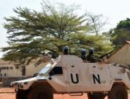 Four killed in violent C.Africa anti-UN protests