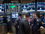 US, European stocks up; merger criticism hits AT&T-Time Warner