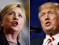 Trump, Clinton zero in on battlegrounds in final sprint
