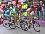 Cycling: Giro d'Italia 2017 - the key stages