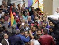 Venezuela lawmakers vote for political trial against president