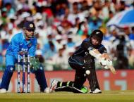 Cricket: N.Zealand post 260/7 in 4th ODI against India