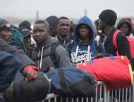 Camp for child migrants from 'Jungle' full: aid groups