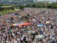Venezuela opposition calls general strike Friday