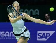Tennis: Kuznetsova beats Pliskova in thriller