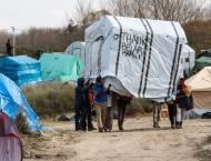 Major demolition work begins in Calais 'Jungle': AFP
