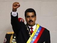 Venezuela's Maduro vows 40% pay hike after strike call