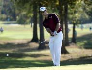 Golf: Sizzling 63 gives Streelman the Sanderson lead