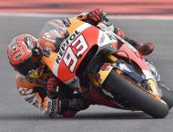 Marquez sets pace in Malaysia practice