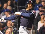 Baseball: Indians edge Cubs to seize World Series lead