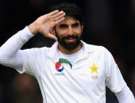 Cricket: Pakistan captain defends celebratory press-ups