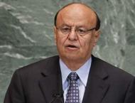 Yemen president rejects UN peace proposal: presidency source