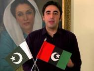 Bilawal greets Hindus on the occasion of Diwali