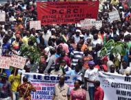 Police break up Abidjan demo ahead of constitution vote
