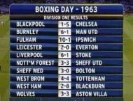 English Football League results
