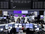 European stock markets begin week lower