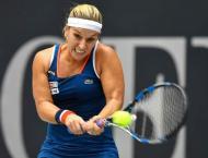 Tennis: Cibulkova climbs to third