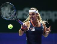 Tennis: Cibulkova climbs to fifth