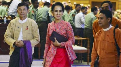 Myanmar scraps law used by junta to silence dissent