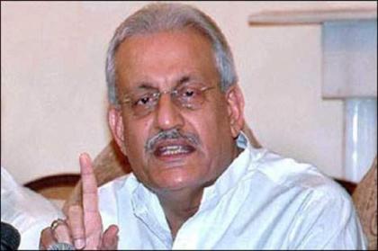 رئيس مجلس الشيوخ الباكستاني: استمرار نظام الديمقراطي مفتاح لإستقرار البلاد ويجب محاسبة للجميع
