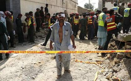 مقتل خمسة أشخاص إثر انهيار منزل بإقليم البنجاب الباكستاني