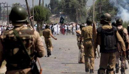 إصابة طفلين بجروح في إطلاق النار الاستفزازي من قبل القوات الهندية على جانب باكستان على الخط الفاصل في كشمير