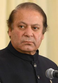 رئيس الوزراء نواز شريف يتوجه إلى مدينة كويتا