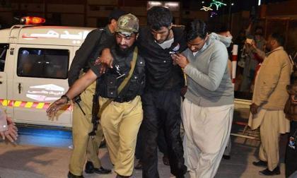 الولايات المتحدة تندد الهجوم الإرهابي على كلية لتدريب الشرطة في مدينة كويتا الباكستانية