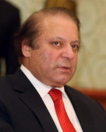 رئيس الوزراء نواز شريف يدين الهجوم المسلح على أقلية