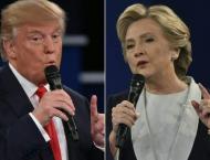 Shock poll puts Trump ahead