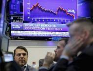 US stocks fall as market mulls possible Trump win