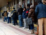 German unemployment hits new low