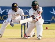 Cricket: Perera and Lakmal spark Zimbabwe collapse