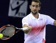 Tennis: Cilic locks down Tour finals berth